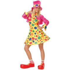 Clowning Around Costume